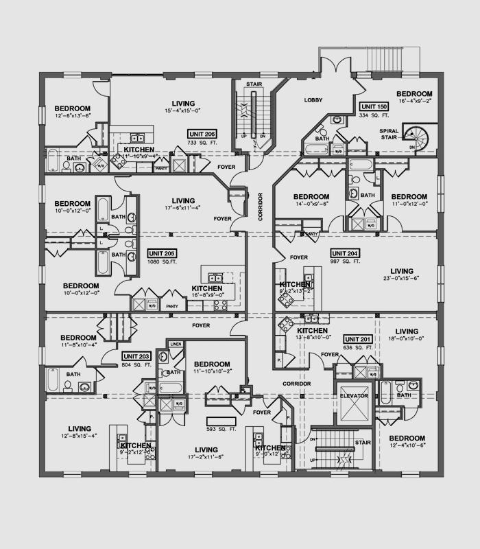 LawsonBuildingEast-FloorPlan-SecondFloor
