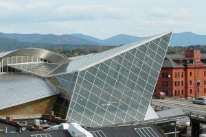 The Lawson Building East: Unique Building in Virginia