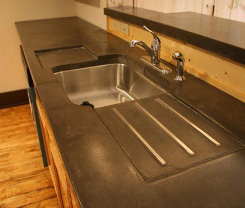 Lawson Building East: Apartment Kitchen